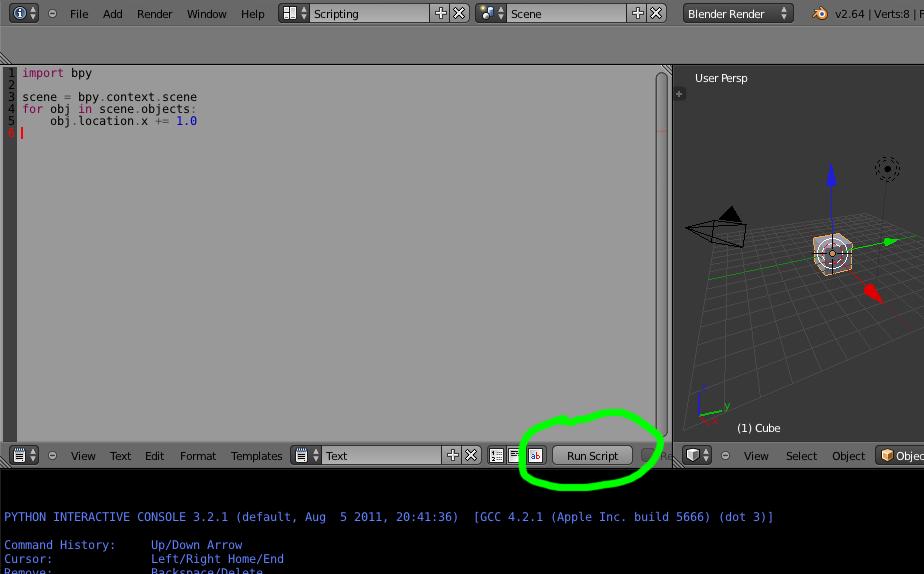 Addon Tutorial — Blender 2 78 0 0b13b7a - API documentation
