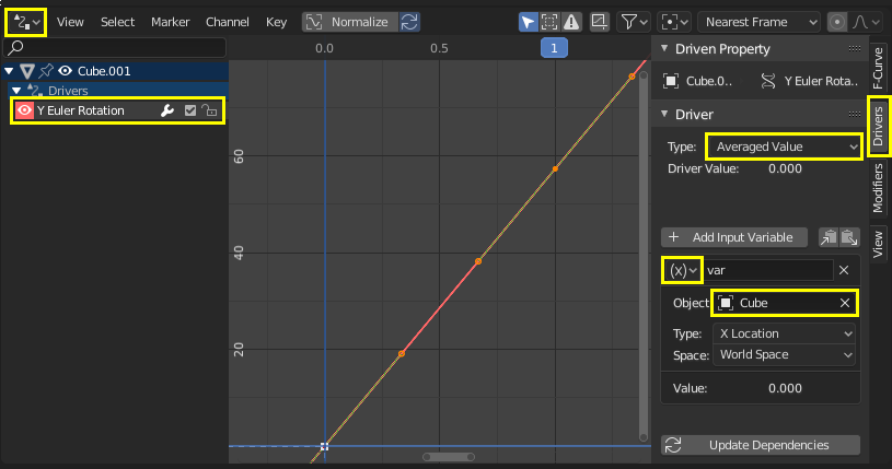 Workflow & Examples — Blender Manual