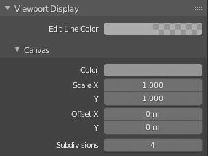 Viewport Display — Blender Manual